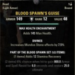 Blood Spawn's Guise Picture