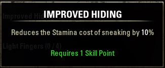 ESO Improved Hiding Passive