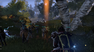 Running the Scroll in ESO