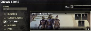 Armored Knights Packs Bundle