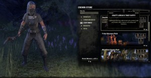 Crafty Lerisa's Thief Outfit Female