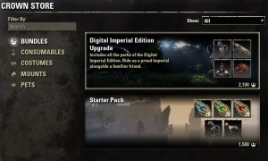 Digital Imperial Edition Upgrade - 2100 Crowns