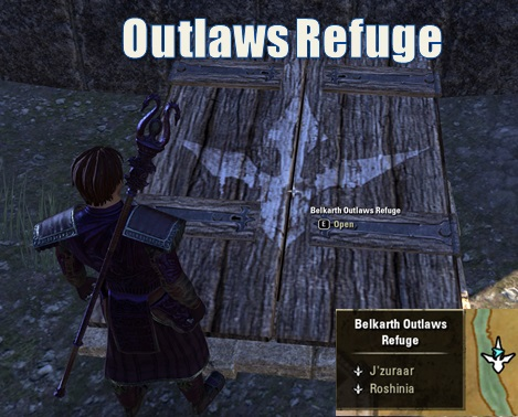 ESO Outlaws Refuge