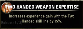 Nord 1 Two Handed Weapon Expertise