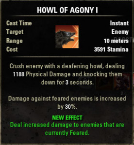 Howl of Agony