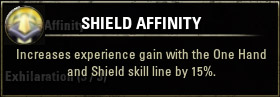 Red 1 Shield Affinity