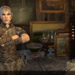 Laundrying items in ESO