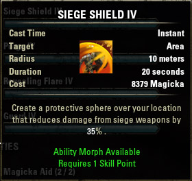 Siege Shield