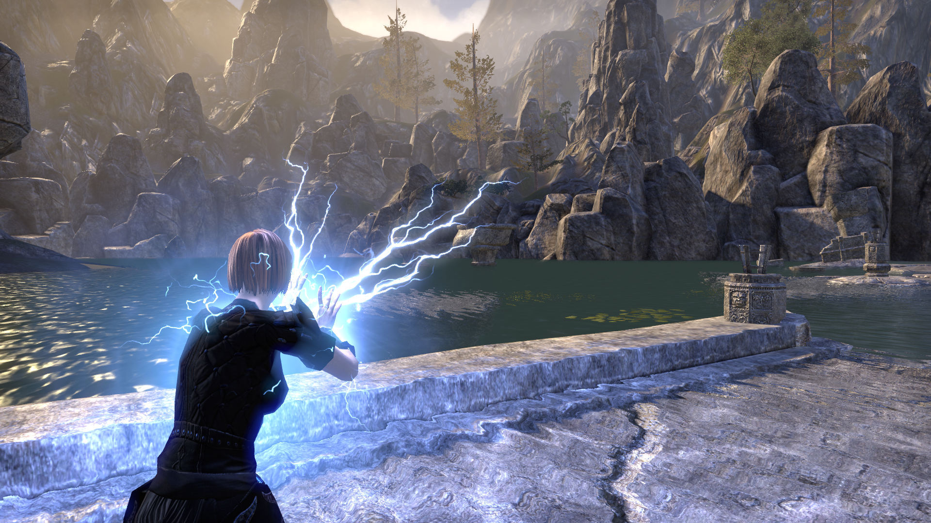 Ignition Sorcerer Build for Elder Scrolls Online
