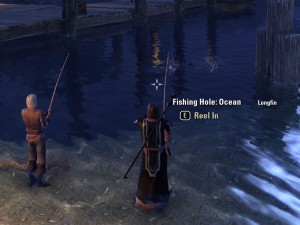 Fishing With An NPC Does NOT Increase Your Chances
