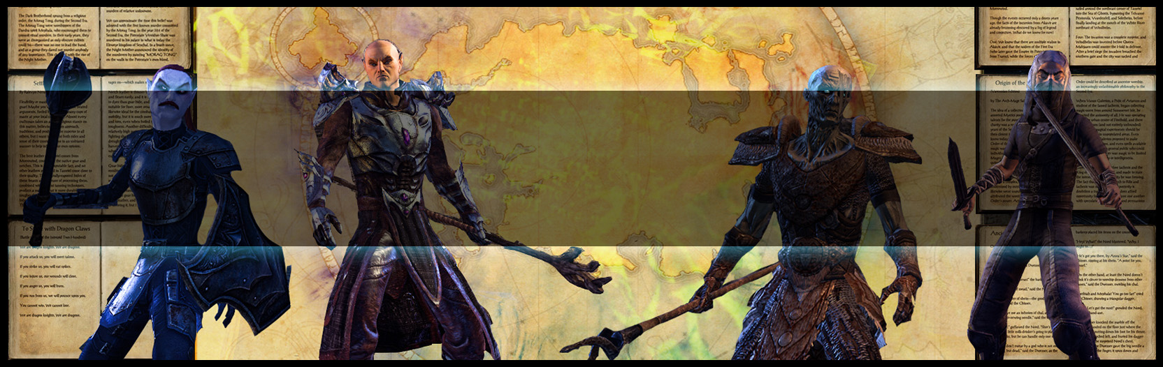 Best Race and Class Choices in The Elder Scrolls Online
