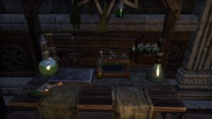 Alchemy Crafting Station