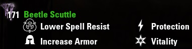 Beetle Scuttle ESO Alchemy Reagent