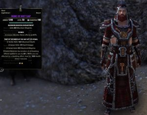 Robes of the Hist Set