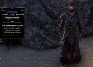 Spinner's Garments Set