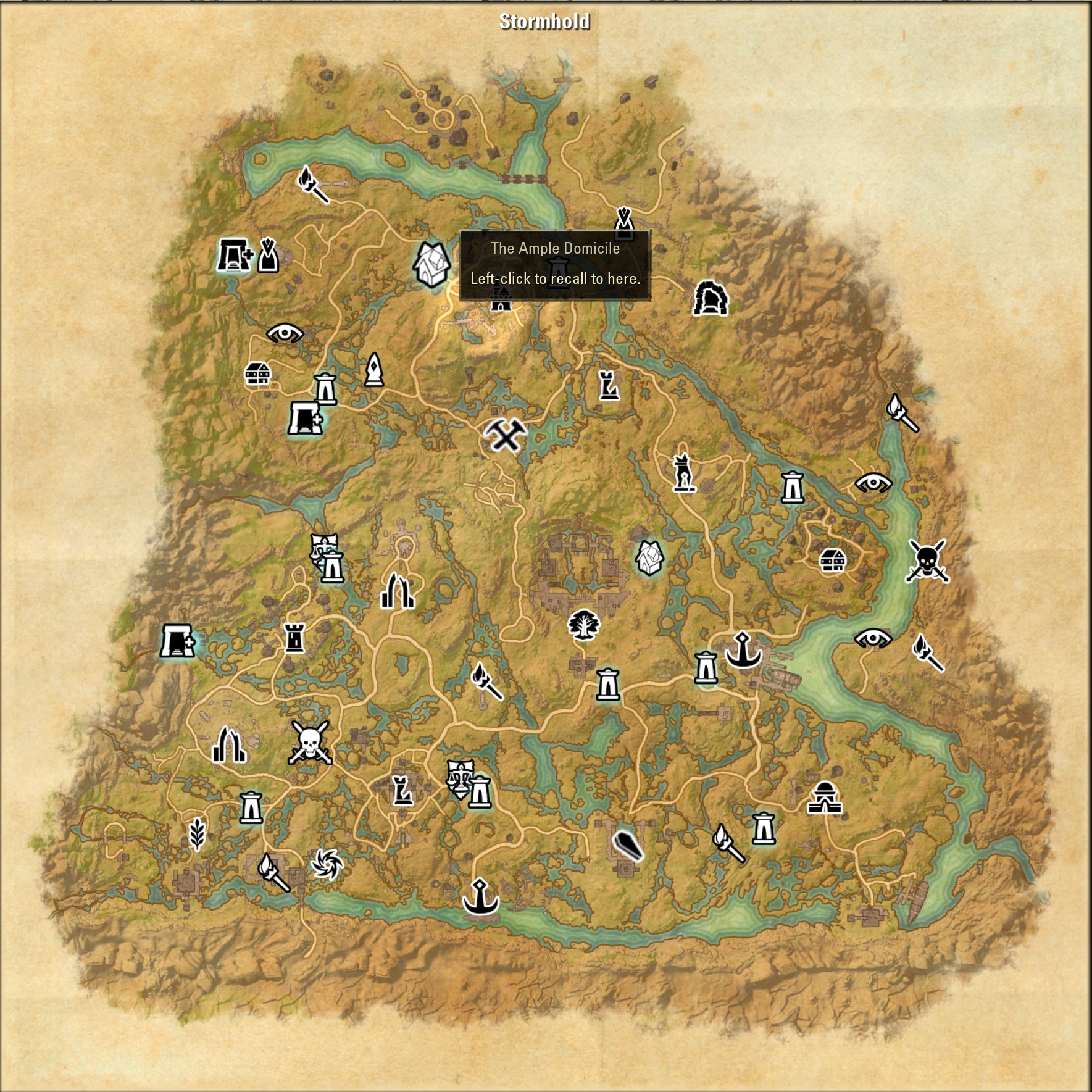 How Many Homes Can I Have In Eso
