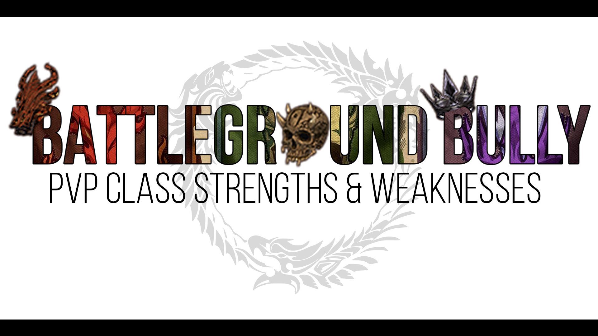 ESO PvP Class Strengths and Weaknesses - Deltia's Gaming